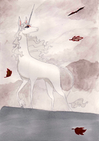 The Last Unicorn - The Journey Must Go On by BambisParanoia