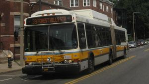 MBTA Bus 39 Forest Hills by tpirman1982