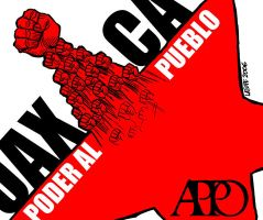 APPO Power to the People by Latuff2