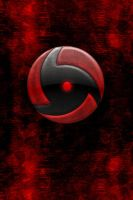 Sharingan iPod + iPhone BG by Photshopmaniac