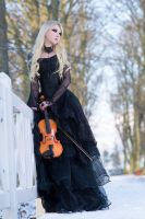 Winters Melody - Stock by MariaAmanda