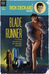 Blade Runner Pulp Cover by TimothyAndersonArt