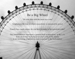 Labor in the Home - Be a Big Wheel by Nayias01