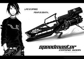 Speedmaster - Life is speed by Neodarks