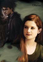 Harry and Ginny by Dhesia
