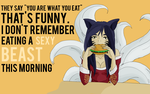 you are what you eat by prostomixtape
