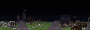 Block City Panorama 7/30/13 by ArchdukeQWA