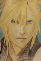 Cloud Strife by StrawberryLuv-32
