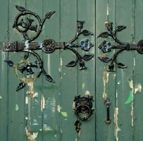 DOOR DETAIL by TADBEER