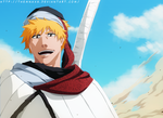 Bleach 581 - The Hero by themnaxs