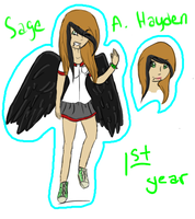 Sage Ref Sheet. by Box-of-YEHET