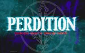 Perdition - Band Logo by TheDrmLvr