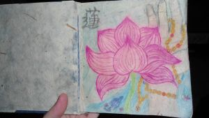 love of the lotus by RaheHeul
