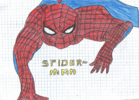 Spider Man by DatorVitae