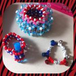 Kandi Prize WIP for the 4th of July by Wolffy5683