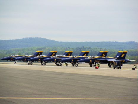 Blue Angels Grounded by alucard07