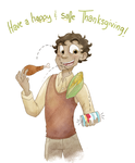 Happy Thanksgiving! by MusicalFire