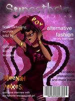Synesthsia Magazine by kera-moondust