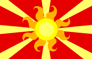 Solar Empire Flag by lonewolf3878