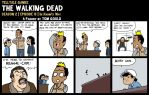 TWD S2E3 | Reggie-cide (SPOILERS) by TheGouldenWay
