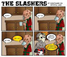 The Slashers 7 by crashdummie