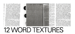 Dictionary textures by actionhalo