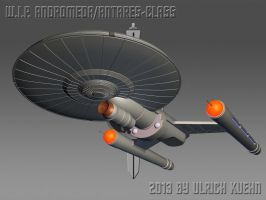 W.I.P. ANDROMEDA/ANTARES-CLASS ISO-006-B by ulimann644