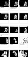 Trauma of Ms Meyer storyboard by gutter-child