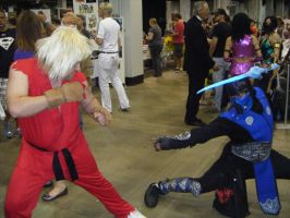 Wizard World '13 (Sat) - Bring it, Frosty! by 2ndCityCrusader
