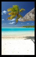 Tapuaetai Island - Cook Islands 2011 by etdjt