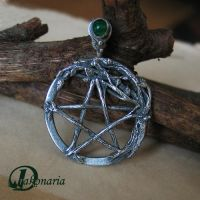 Tree pentacle by drakonaria