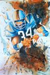 Bo Jackson Commission by Platyadmirer