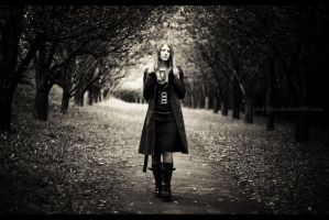 Autumn.1. Alone by Lord-Alex