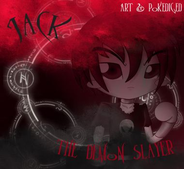 Jack - The Dmon Slayer by pokediged