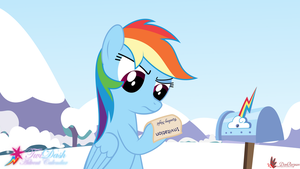 TwiDash Advent Calendar - Day 1 : Invitation. by DonParpan