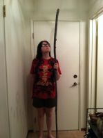 Jack Frost Staff WIP by Tespeon