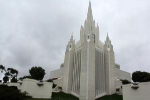 Mormon Temple 4 by firenze-design