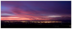 Glowing Grangemouth by FlippinPhil