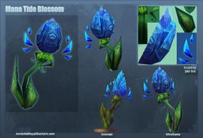 Mana Tide Blossom by royalshark