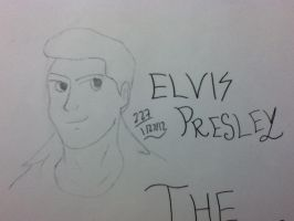 Elvis Presley-A Tribute To The King-Lines by BrandiSwick227