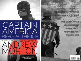 Captain America: Before the Ice - An unauthorized by nottonyharrison
