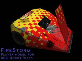 Firestorm 2 by evile