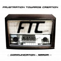 FTC - Communication: Error Front Cover Design by FTC-Ayin