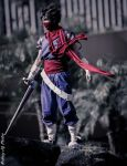 Strider Hiryu - Watching by effektdmentality