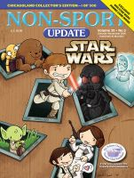 nonsport update magazine cover by katiecandraw