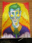 Joker Watch it Burn part14 by Poorartman