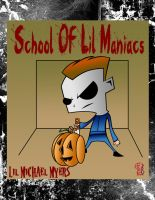 Art Class With Lil Michael Myers by Artist-MarcusAlley