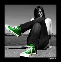 Converse by VaL-Anne