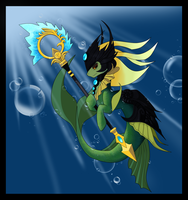 Nami Ponyfication by T0X1F1C4T10N