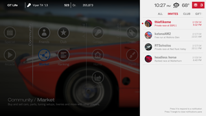 GT New UI + Notifications by jetsetsonic